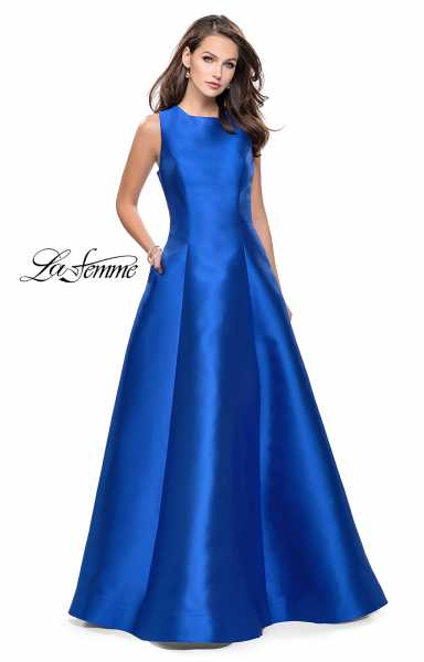 La Femme 25425 High Neck picture 1