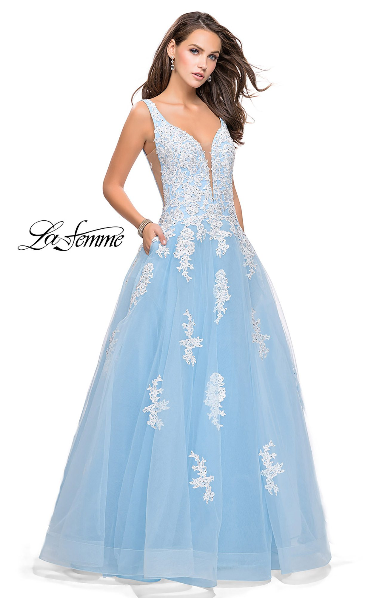 Genealoy Dresses La Femme