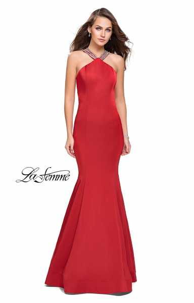 La Femme 25763 High Neck picture 1