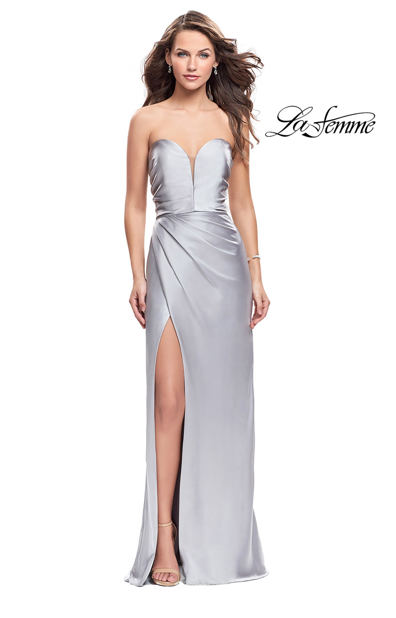 Fitted Strapless Dresses
