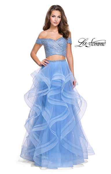 La Femme 26169 Ball Gowns and Two Piece picture 2