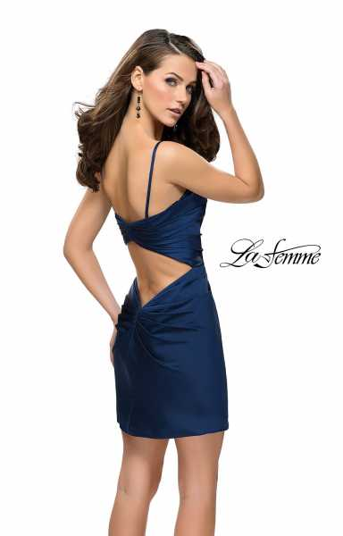La Femme 26722 Has Straps and Sweetheart picture 1