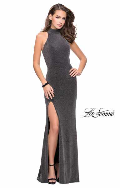 La Femme 25404 High Neck picture 1