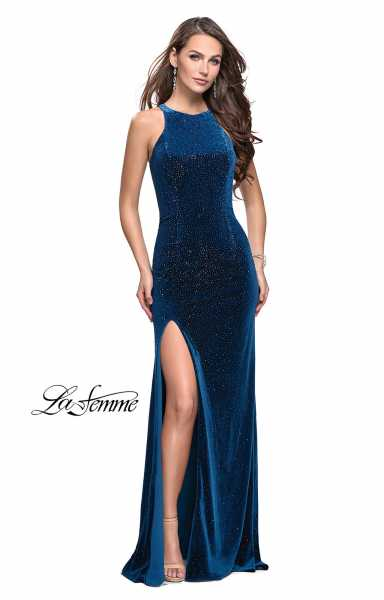 La Femme 25679 High Neck picture 1