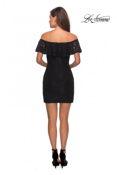 La Femme 28147 Off The Shoulder picture 1