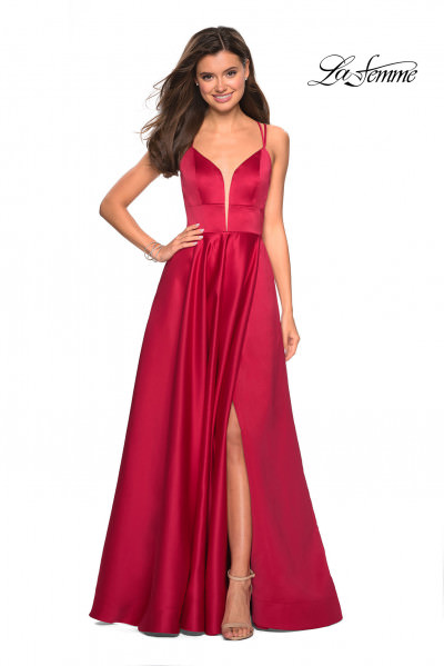 Sexy Open Back Dresses For Prom Or Evening Occasions