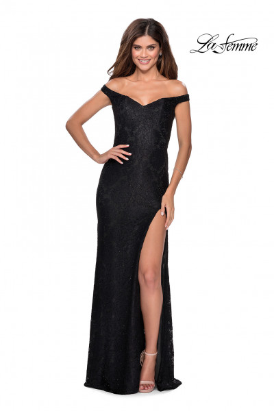 La Femme 28301 Off The Shoulder picture 1