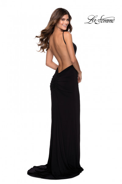 La Femme 28302 High Neck picture 1