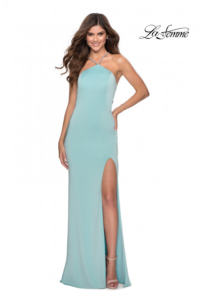 La Femme 28537 High Neck picture 1