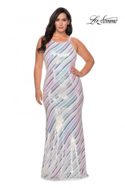 La Femme 28877 High Neck picture 1