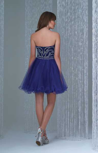 Madison James 16305 Strapless and Sweetheart picture 1