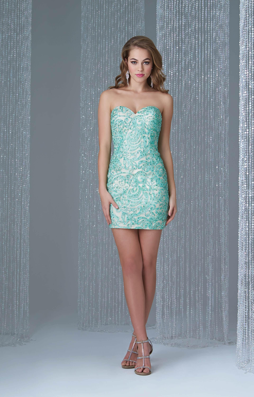 Madison James 16-330 - The Starry Night Dress Prom Dress