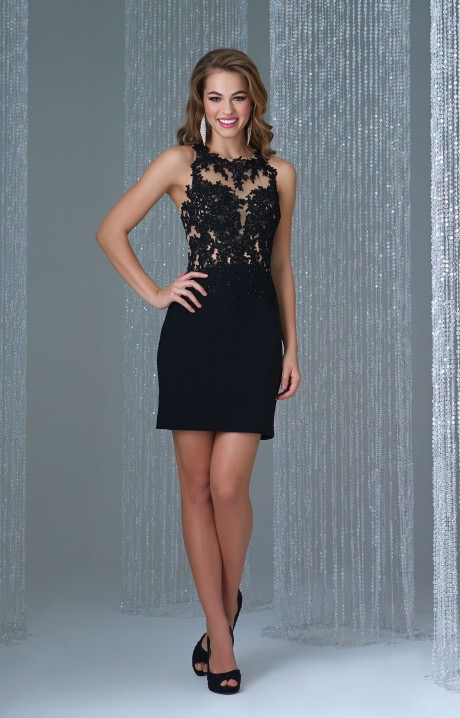 Orange Chiffon Its Fashion Metro Blouses Dark Brown: The One Way Or Another Dress Prom Dress
