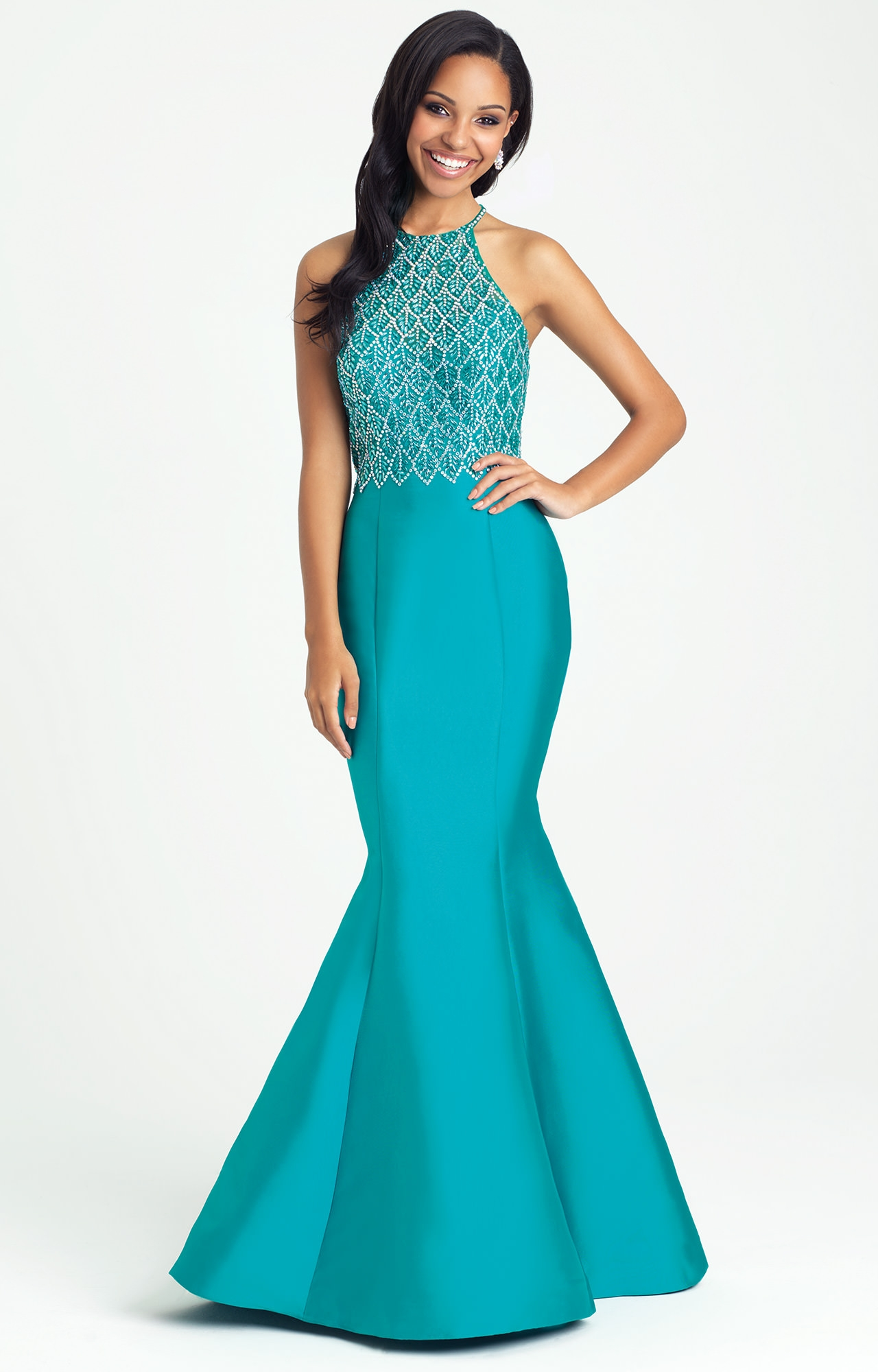 Madison James 16-301 - A Perfect Catch Dress Prom Dress