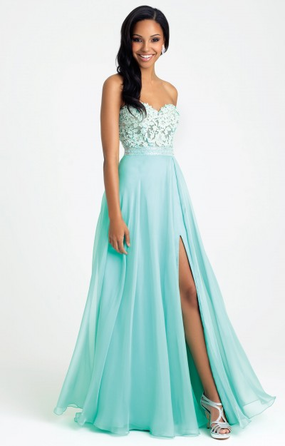 Carolina Blue Prom Dresses 75