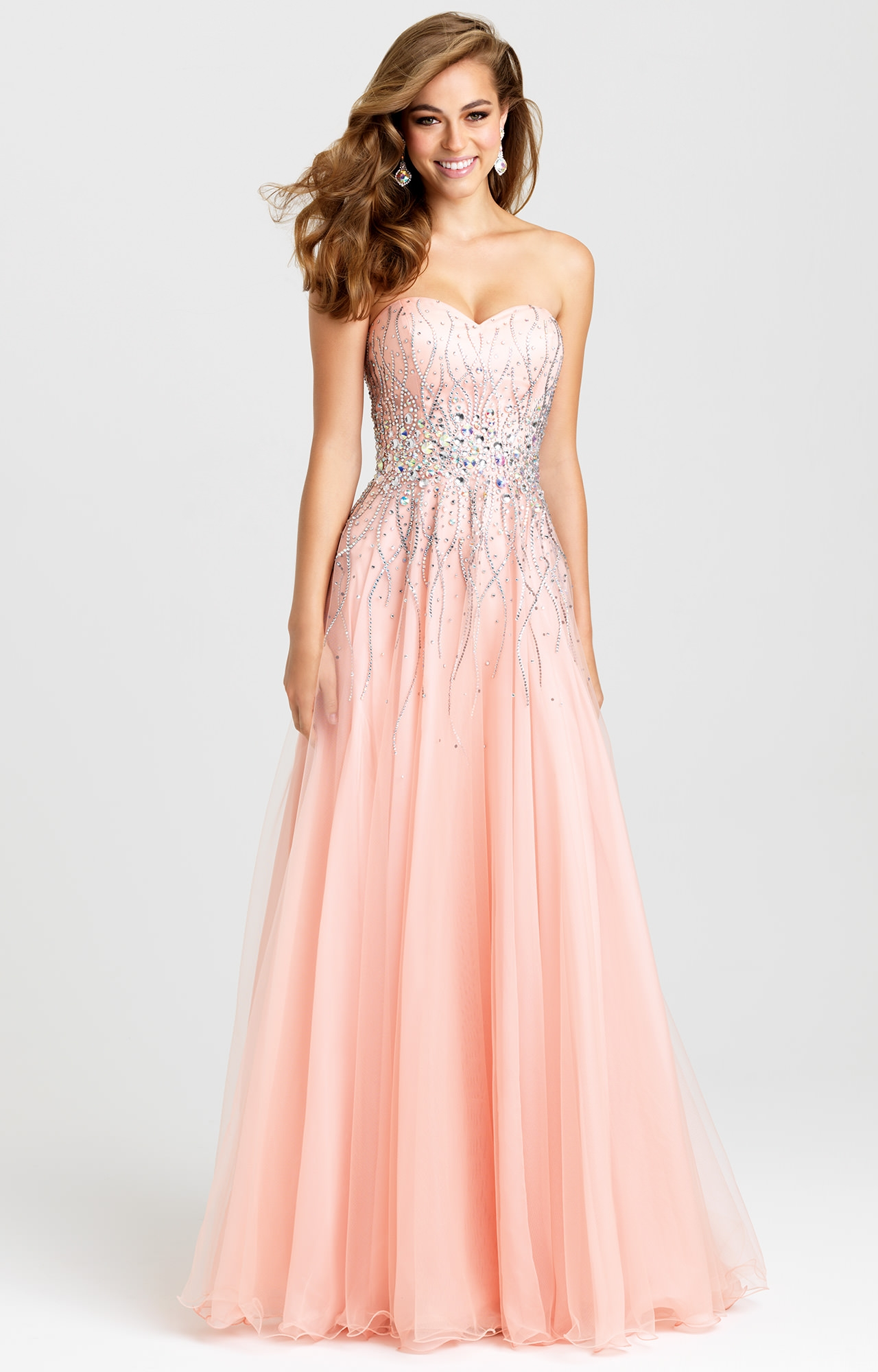 Madison James 16 369 Whimsical Fairy Dress Prom Dress
