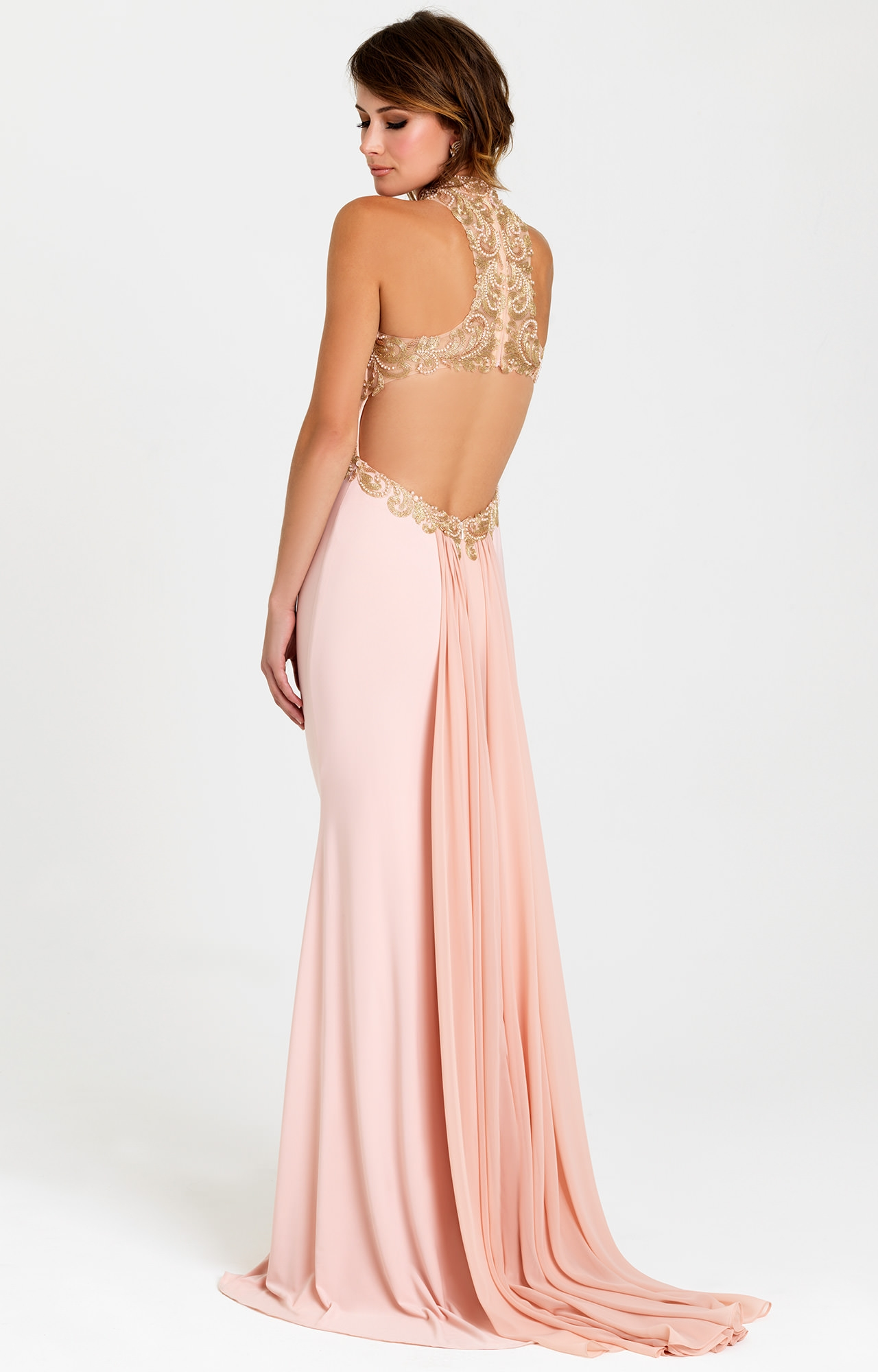 Madison James 16-396 - The Gorgeous Goddess Gown Prom Dress