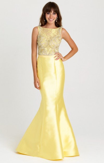 Yellow Prom Dresses Peaches Boutique 27