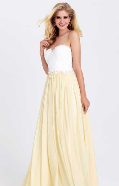 Madison James 16311 Strapless and Sweetheart picture 1