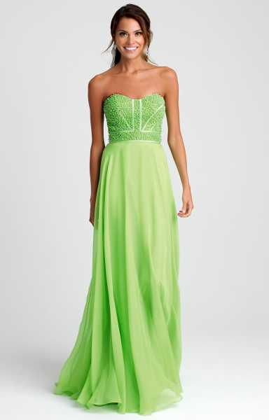 Madison James 16313 Strapless and Sweetheart picture 1