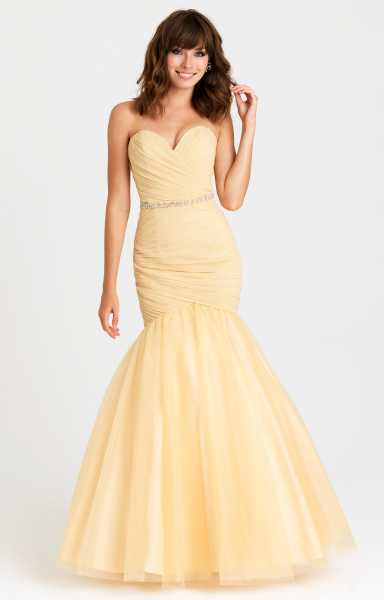 Madison James 16354 Strapless and Sweetheart picture 1