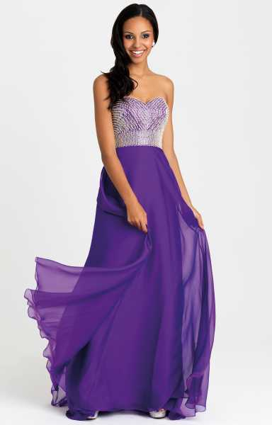 Madison James 16372 Strapless and Sweetheart picture 1
