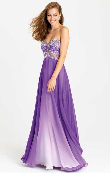 Madison James 16374 Strapless and Sweetheart picture 1