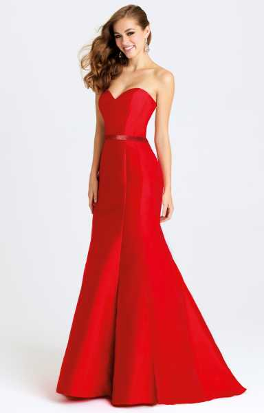 Madison James 16389 Strapless and Sweetheart picture 1