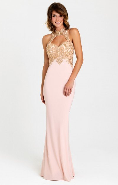 The Gorgeous Goddess Gown