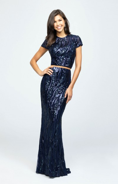 Sequin Dresses Evening Formal Prom Party Cocktail