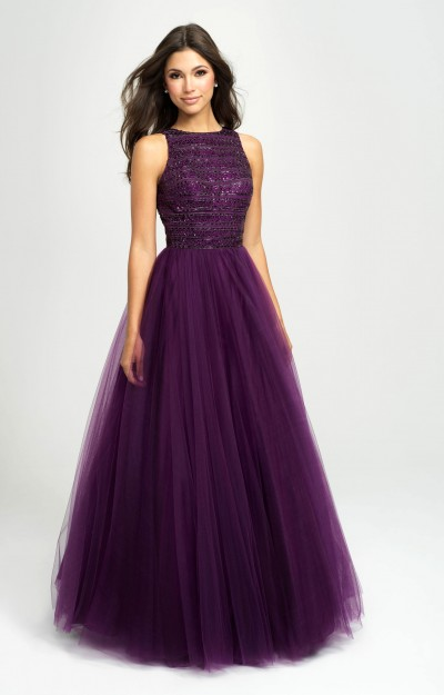 Formal Ball Gowns Prom Military Ball Plus Size Sleeves