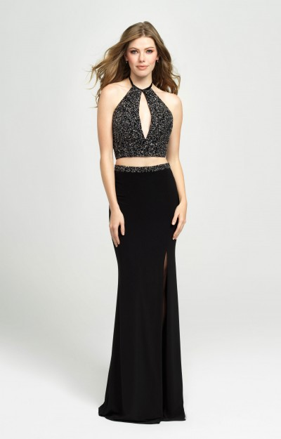 Two Piece Prom Dresses Formal Bodycon And 2 Piece