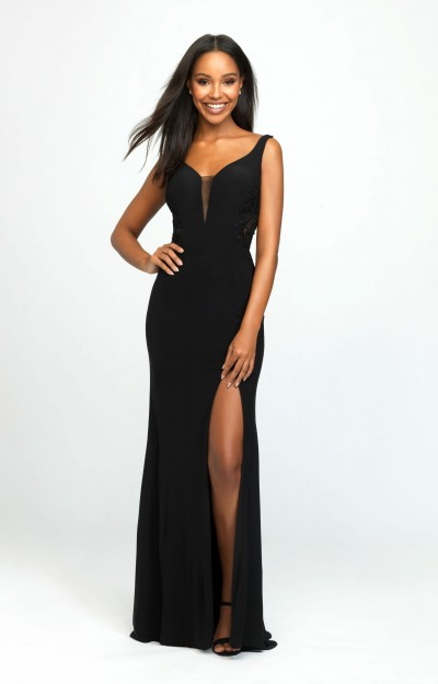 Black Prom Dresses Formal Sexy Cocktail Party Homecoming