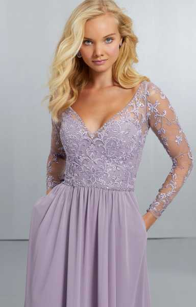 Mori Lee Bridesmaid 21561  picture 1