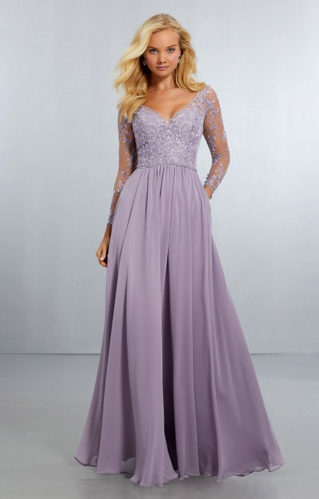 Mori Lee Bridesmaid 21561