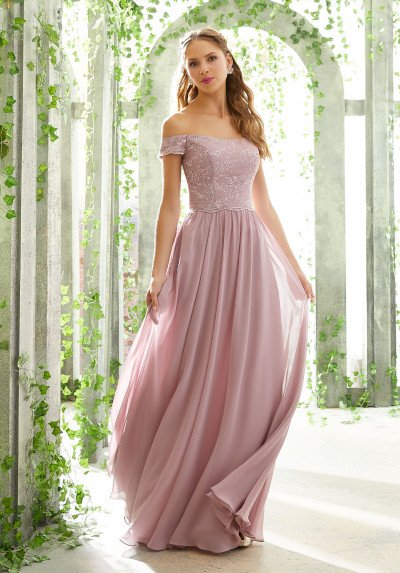 Mori Lee Bridesmaid 21602