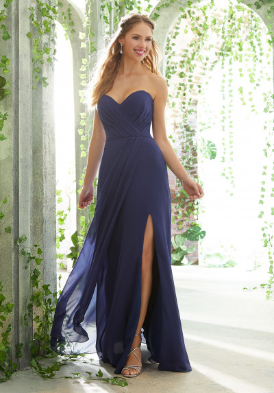 Mori Lee Bridesmaid 21611