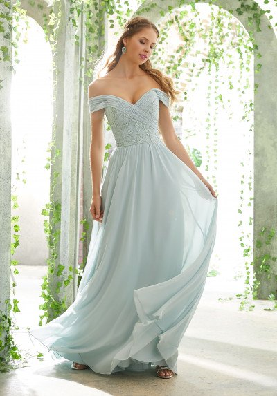 Mori Lee Bridesmaid 21614