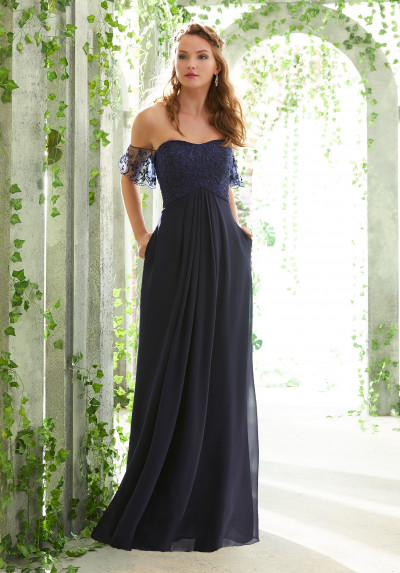 Mori Lee Bridesmaid 21617