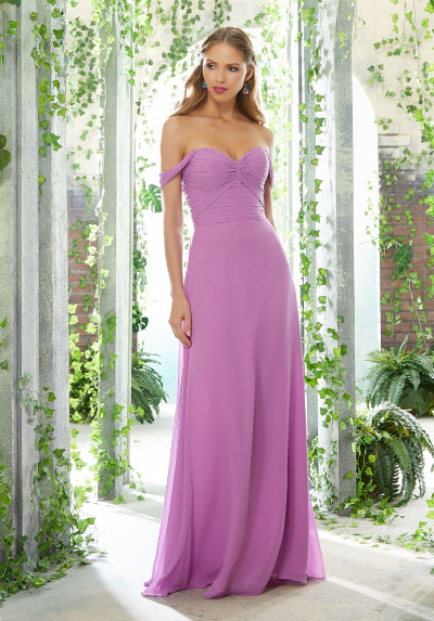 Mori Lee Bridesmaid 21618