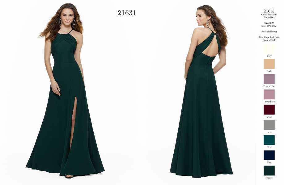 Mori Lee Bridesmaid 21631  picture 2