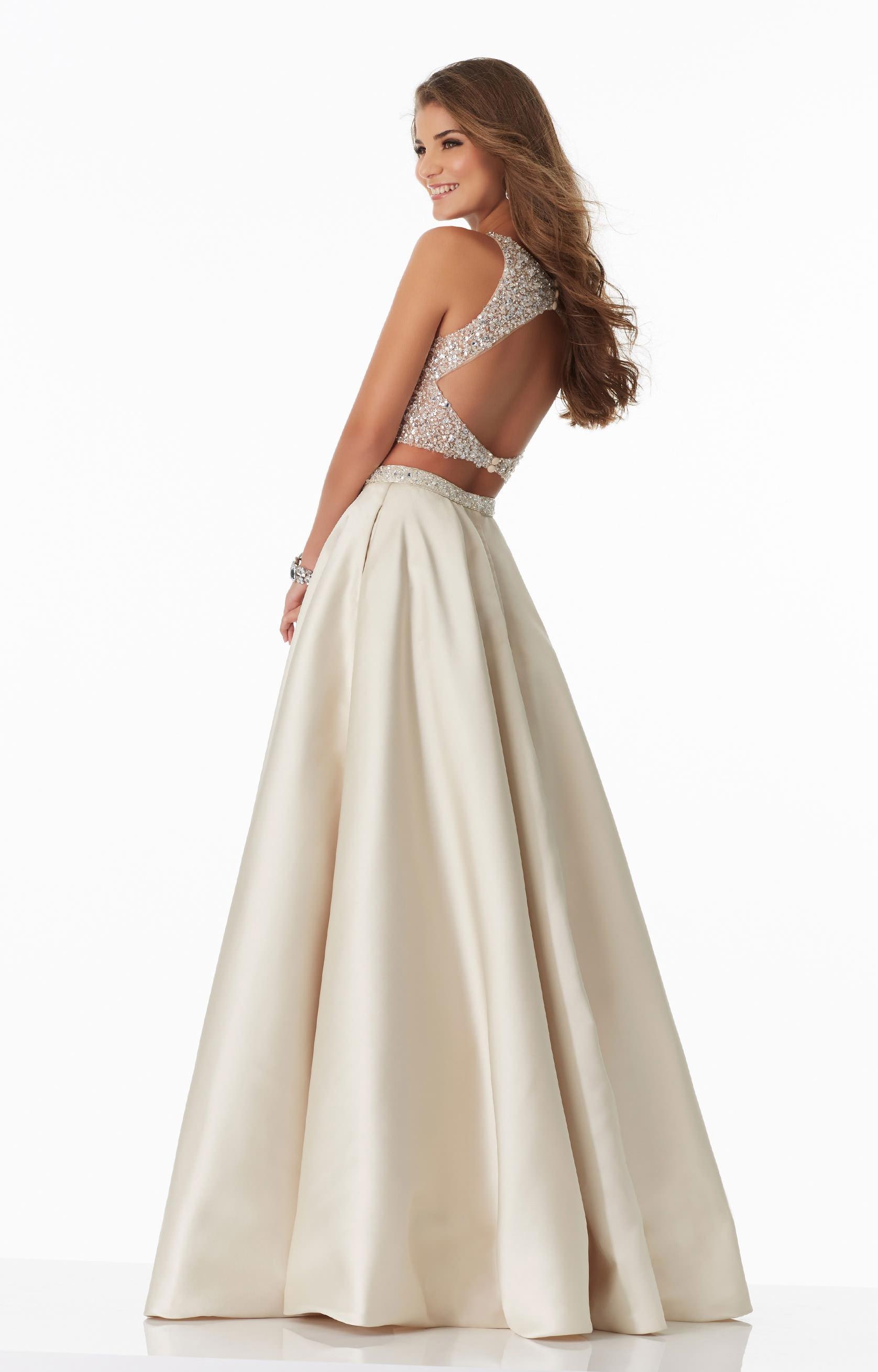 Mori Lee Prom 99018 Formal Evening Prom Dress