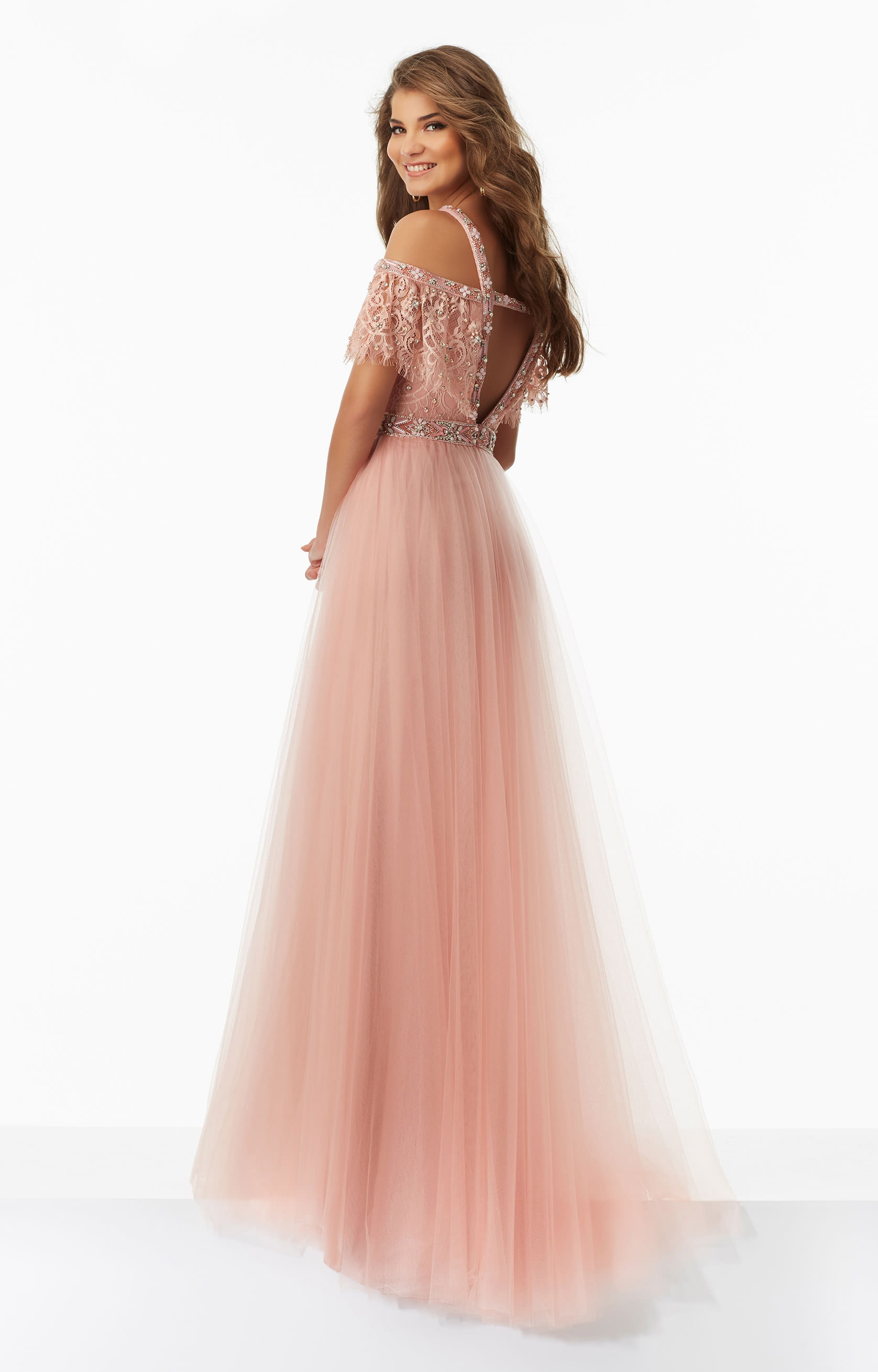 87a8afd1a1c Mori Lee Prom 99048 - Formal Evening Prom Dress