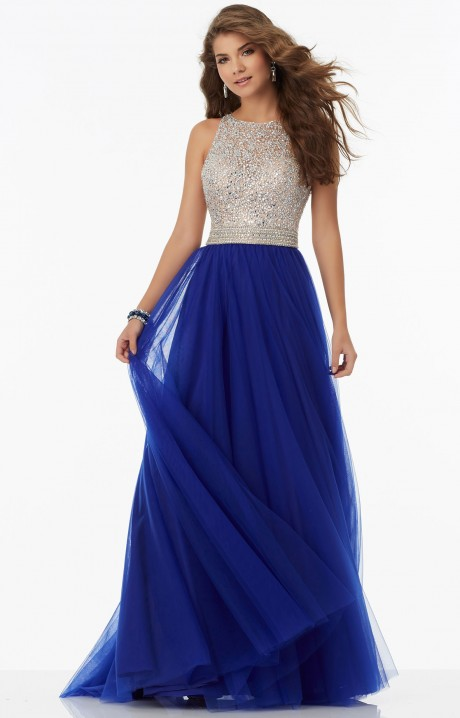 Mori Lee Prom 99056 Formal Evening Prom Dress