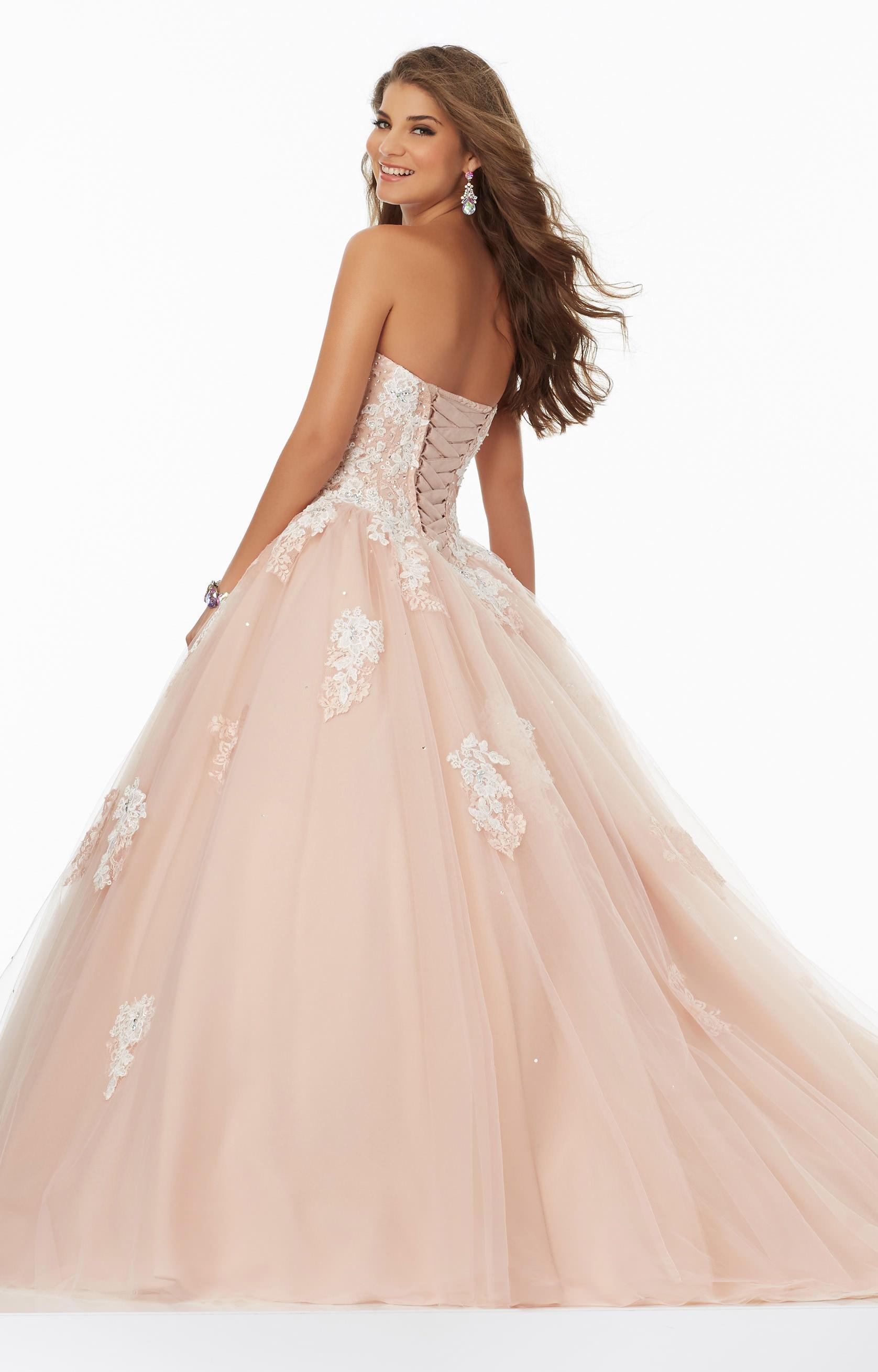 Mori Lee Prom 99064 Formal Evening Prom Dress