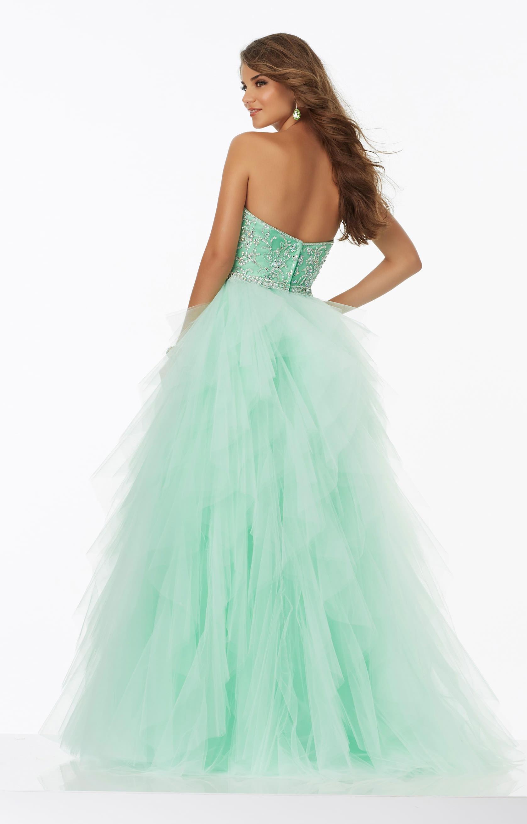 Mori Lee Prom 99086 - Formal Evening Prom Dress