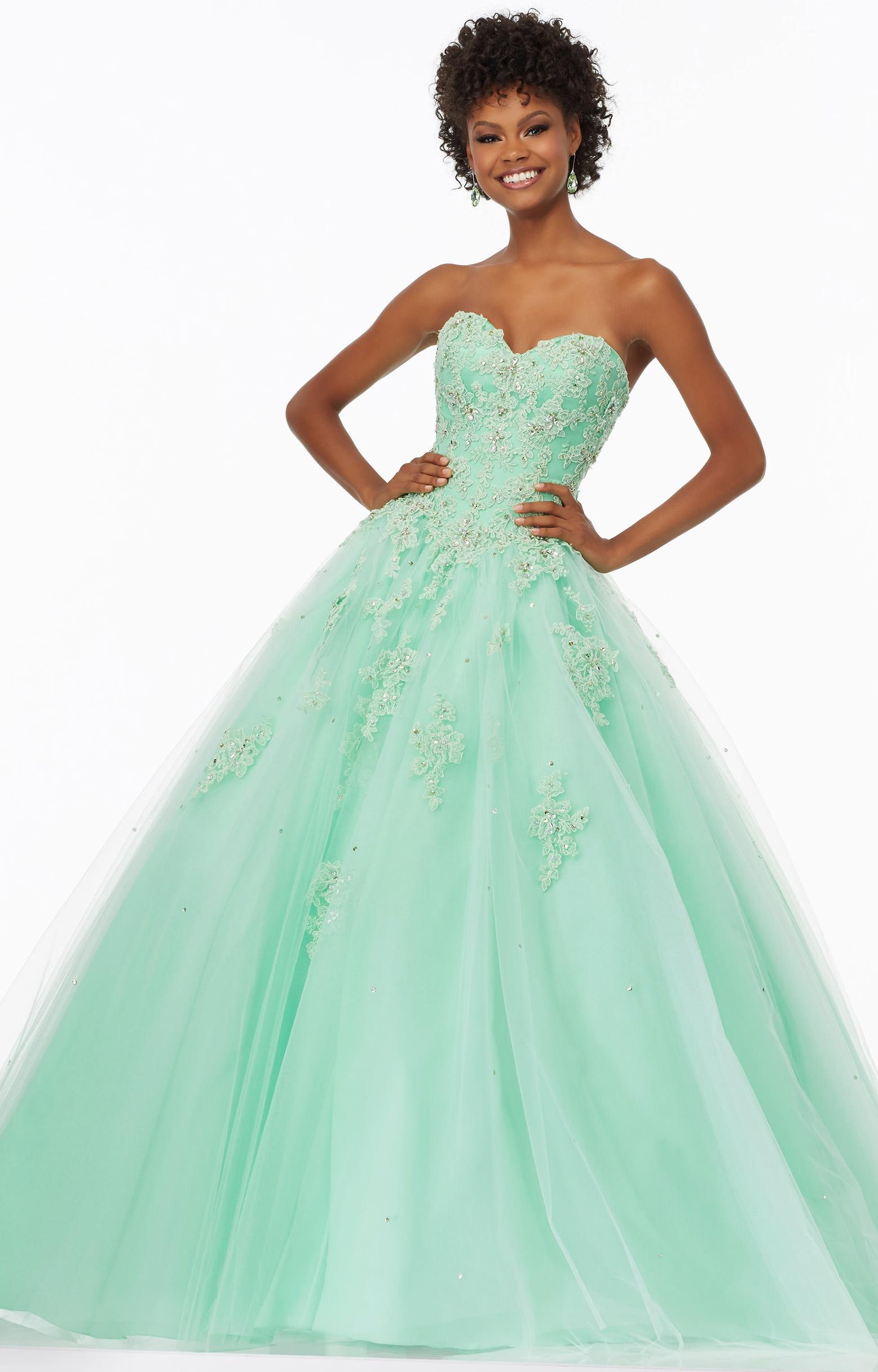 Mori Lee Prom 99137 - Formal Evening Prom Dress