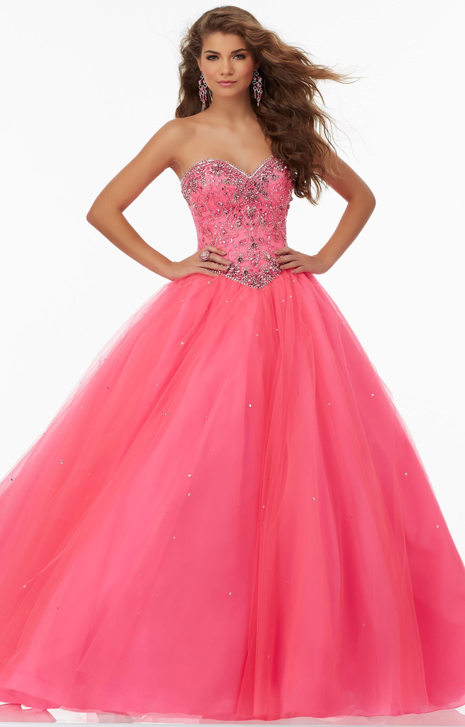 Mori Lee Prom 99154 Formal Evening Prom Dress