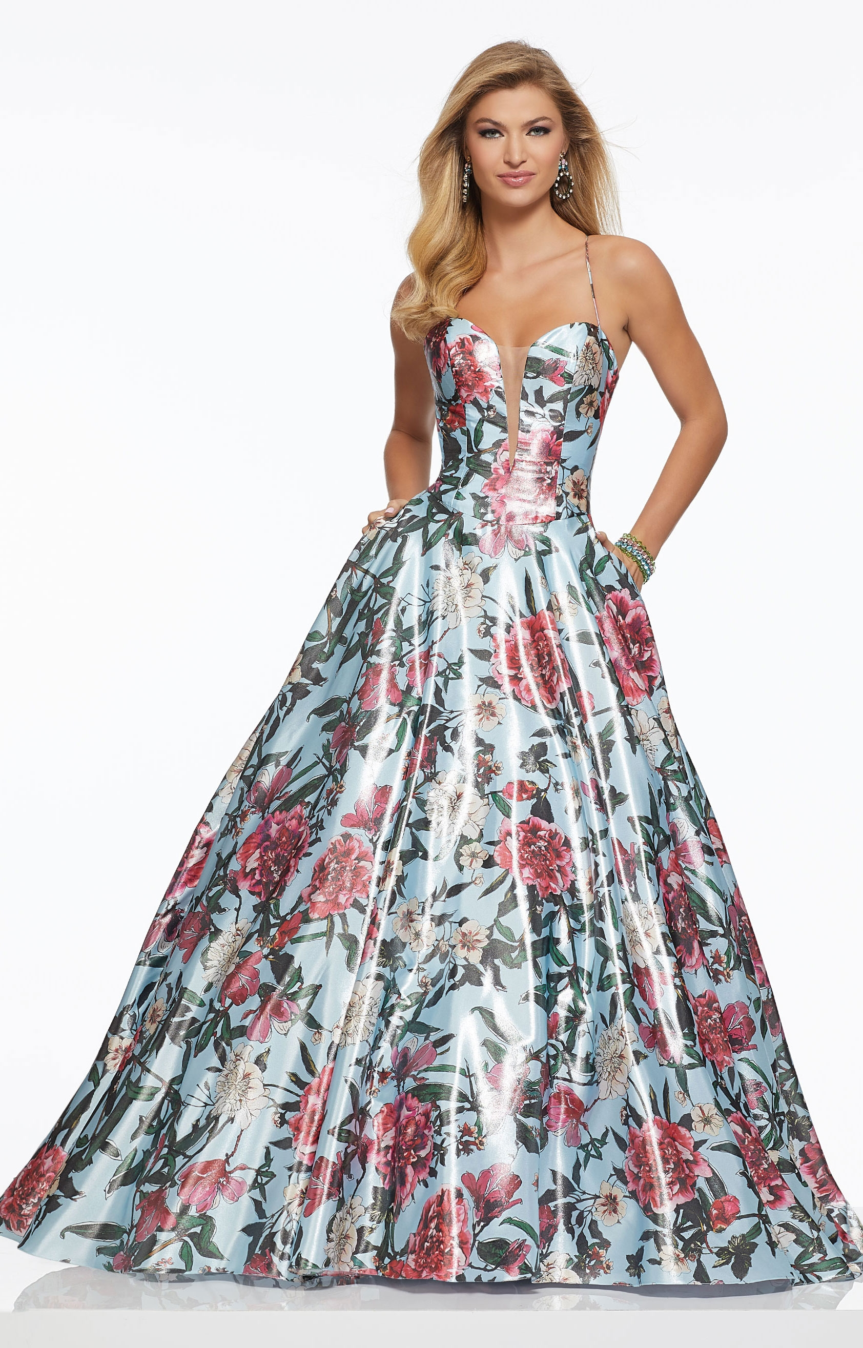 bd36b3006f1 Floral Homecoming Dresses With Pockets - Gomes Weine AG