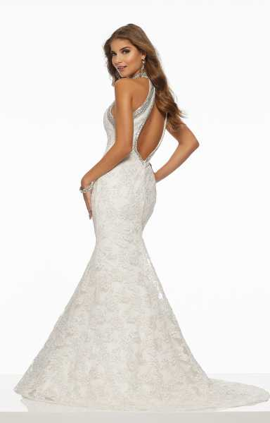 Mori Lee Prom 43068 Fitted picture 2